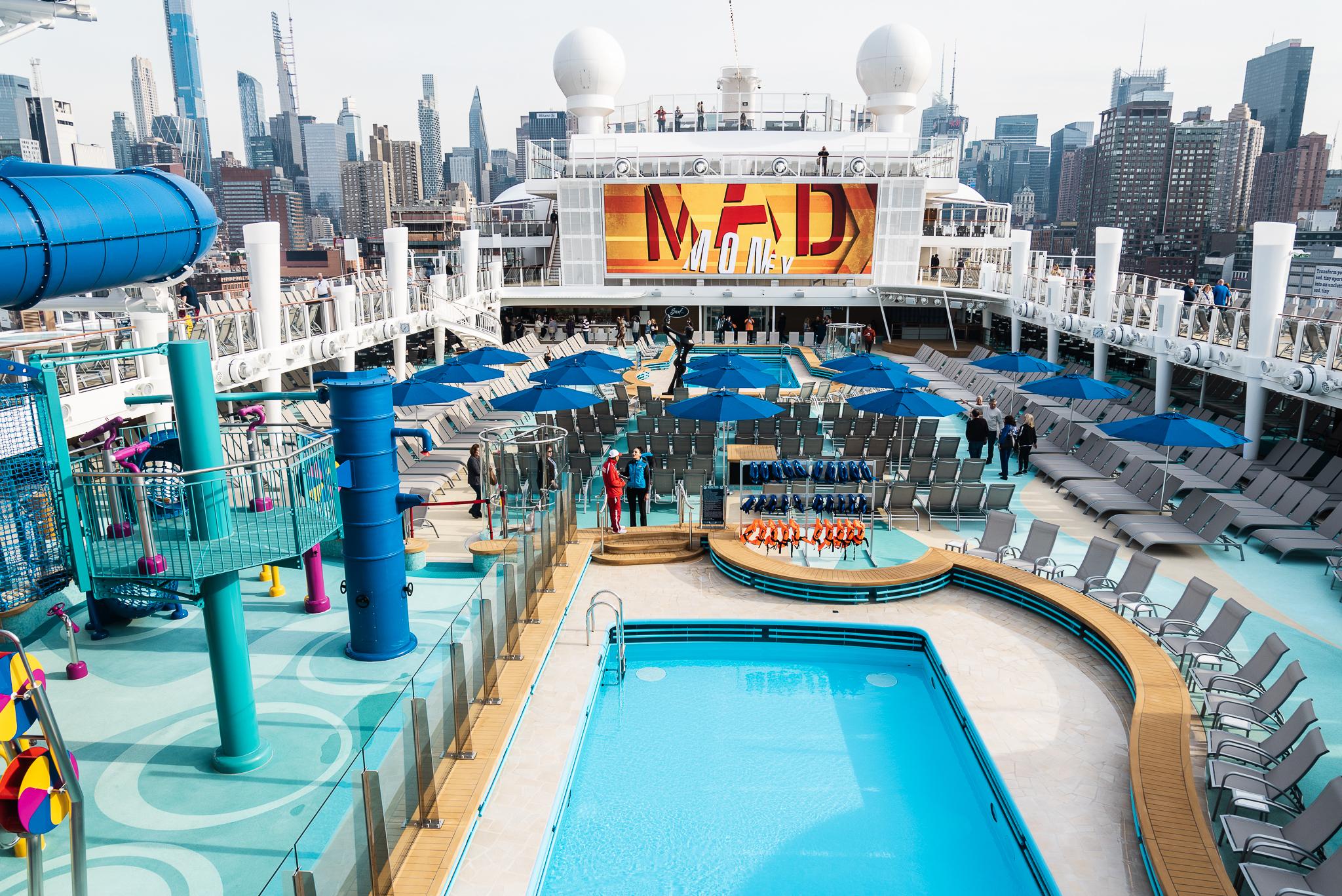Norwegian Cruise Line: programme Santé & Sécurité