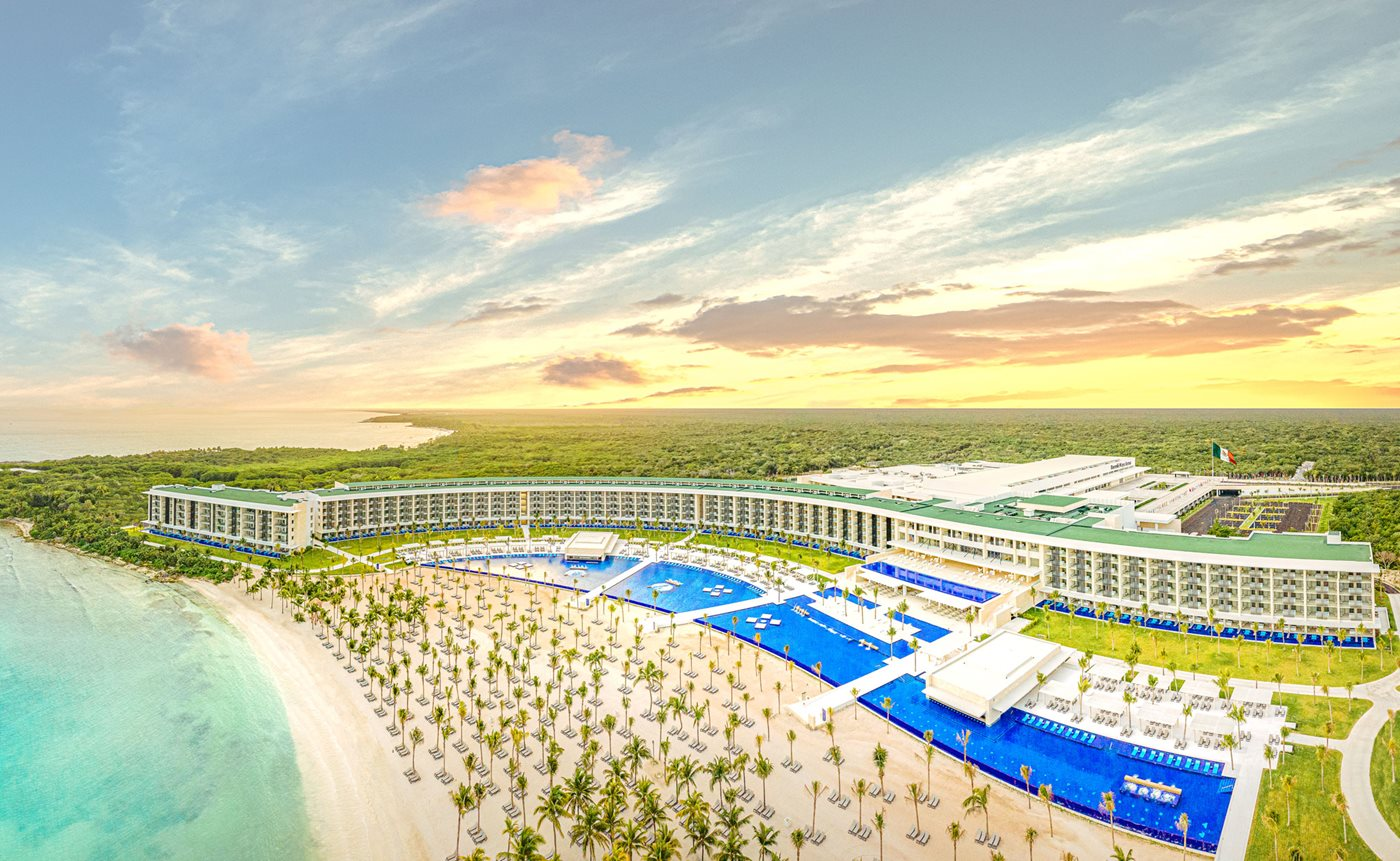 The Barceló Maya Riviera for adults only