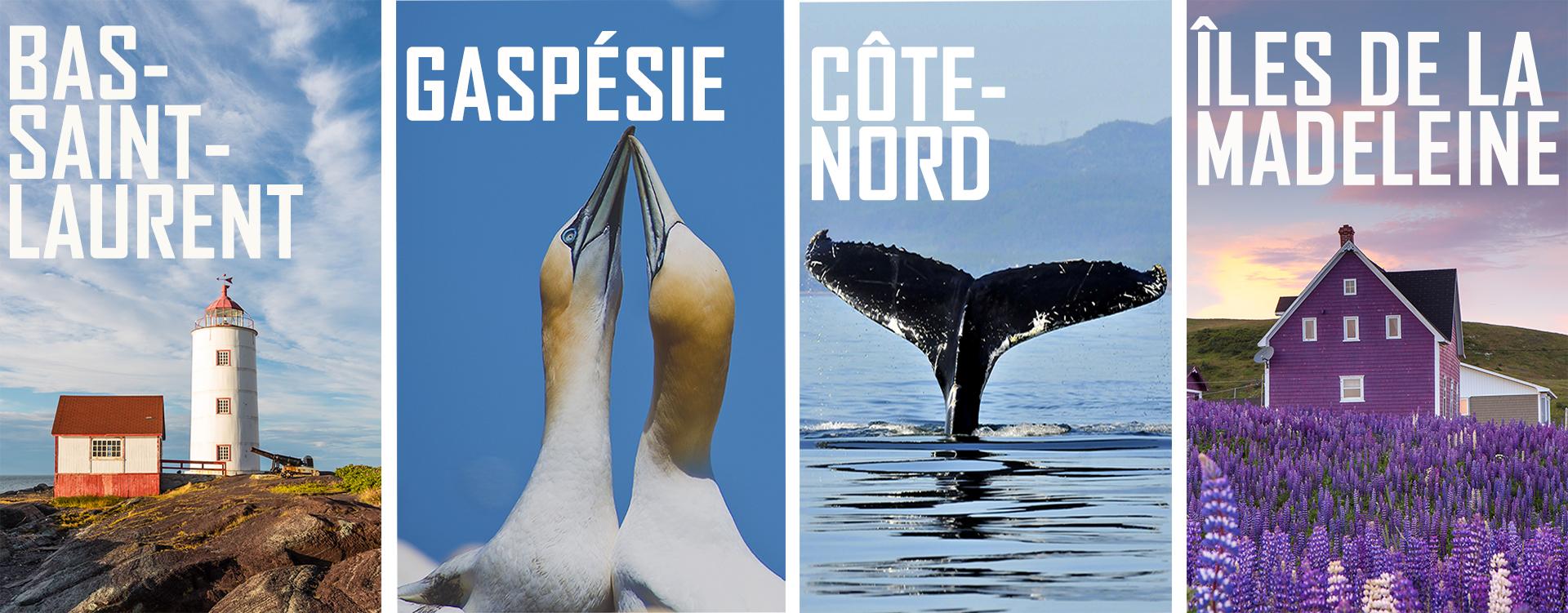 Le Québec Maritime dans toute sa splendeur