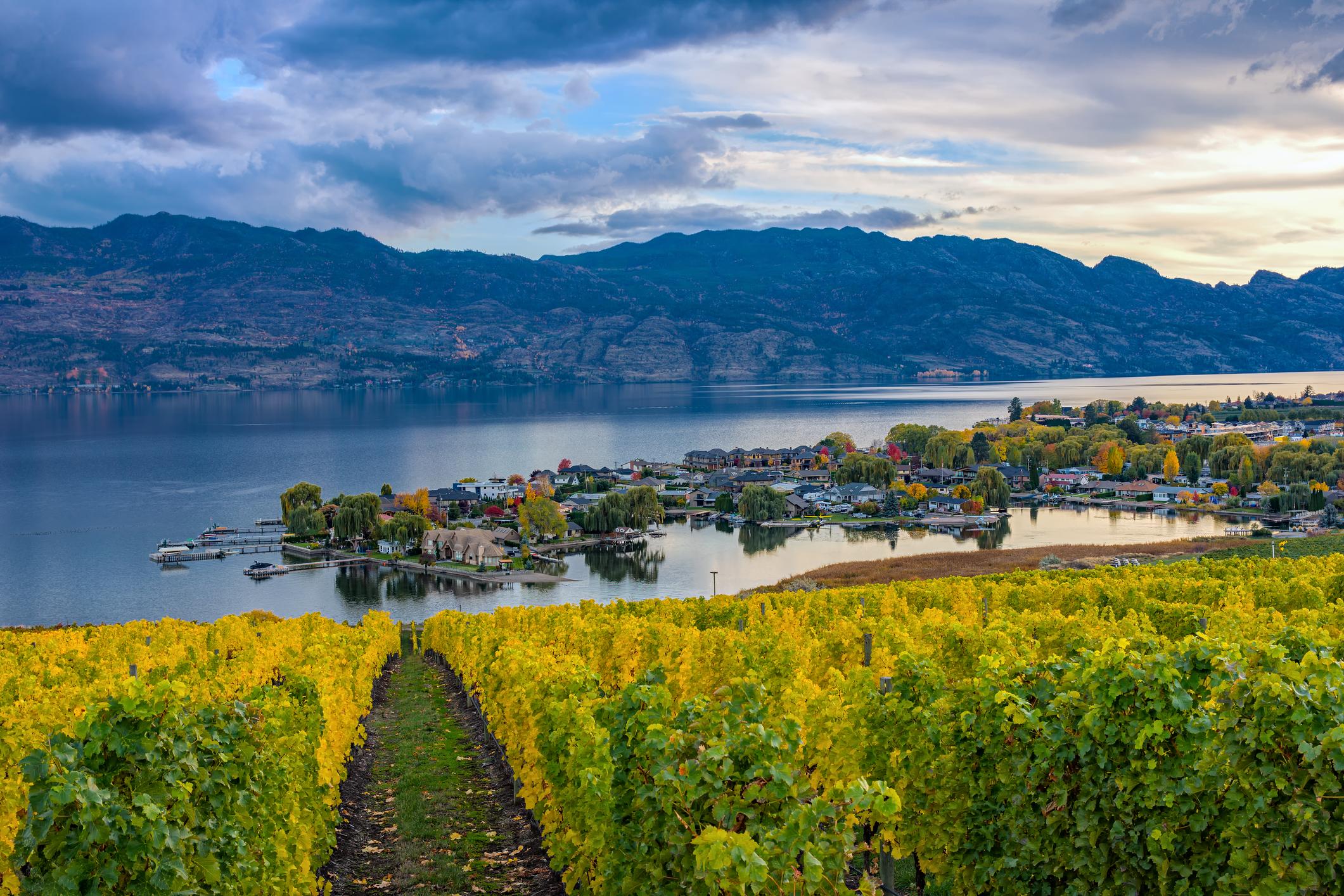 Vallée de l'Okanagan: vignobles et gourmandises avec Vacances Air Canada