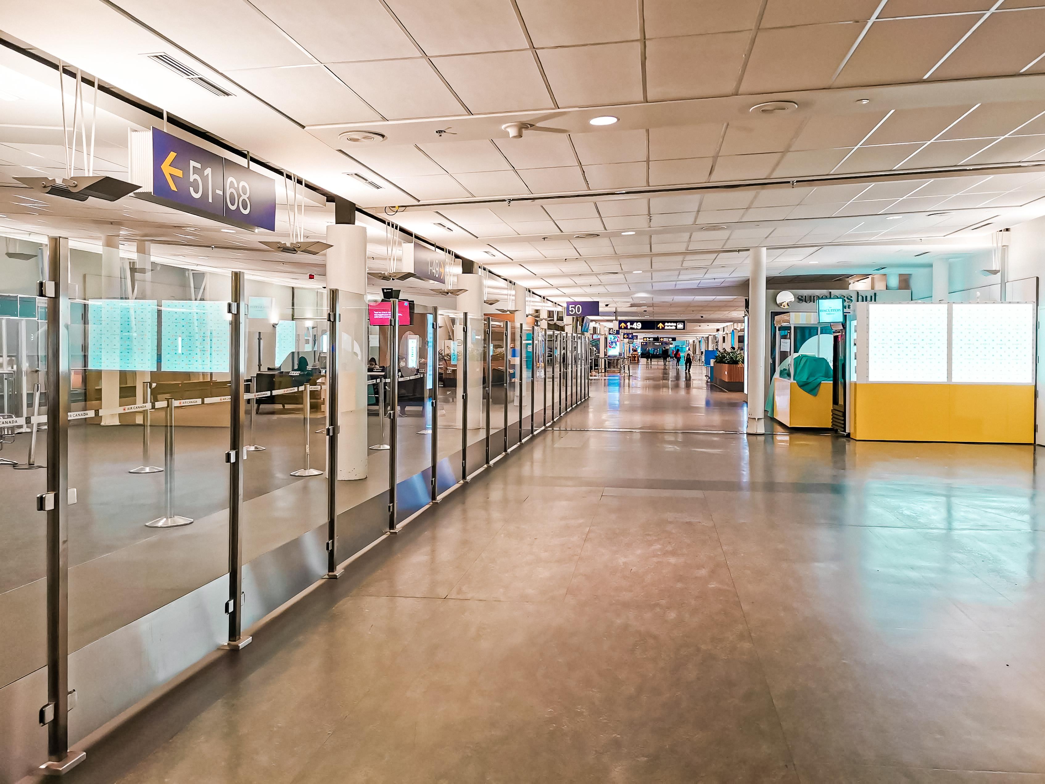 protocoles de sécurité dans les aéroports