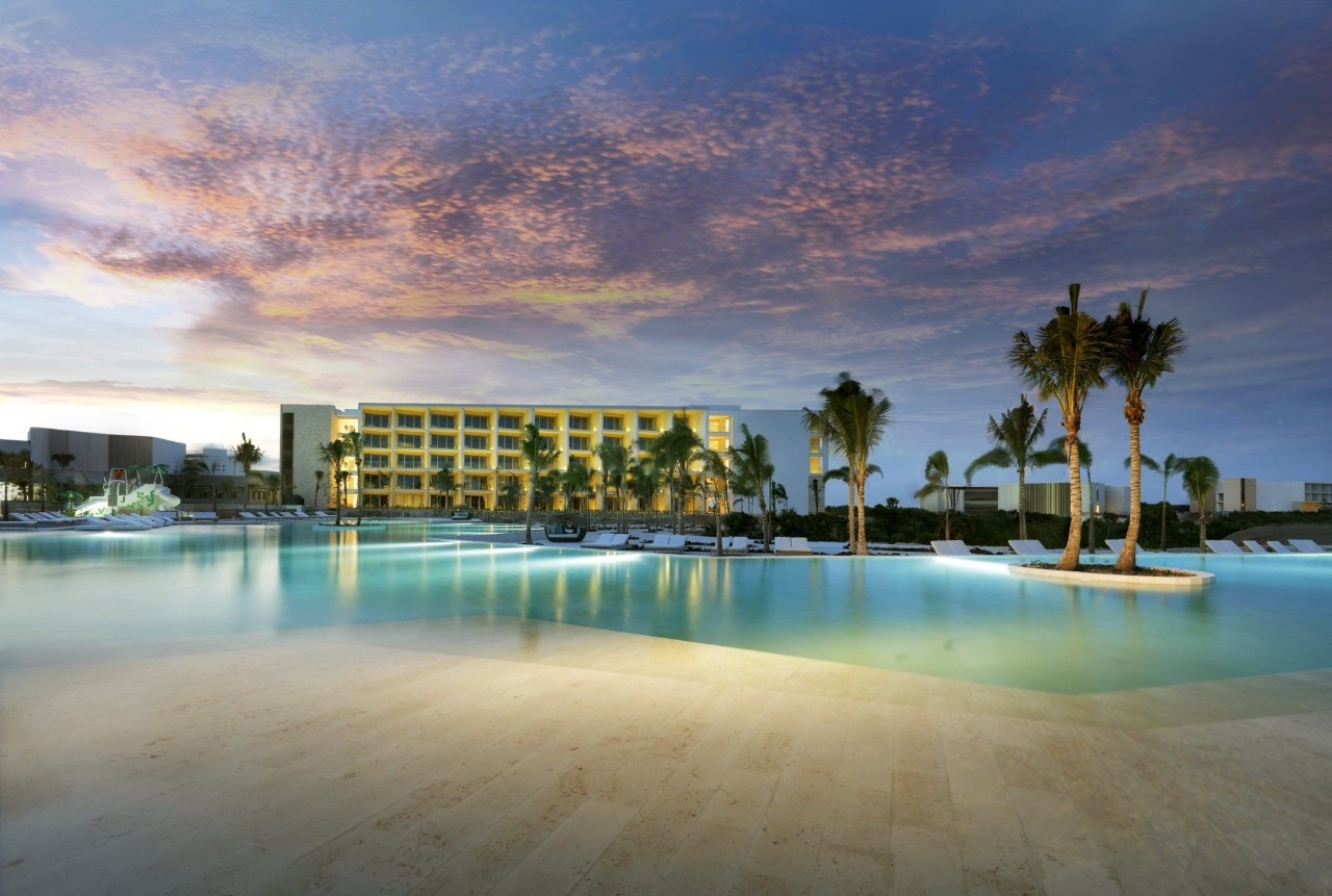 Grand Palladium Costa Mujeres : du luxe pour toute la famille!