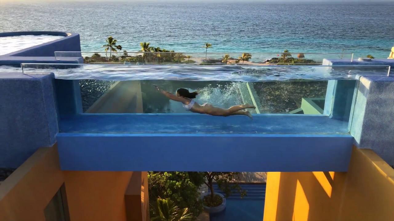 5 hôtels tout inclus aux piscines impressionnantes