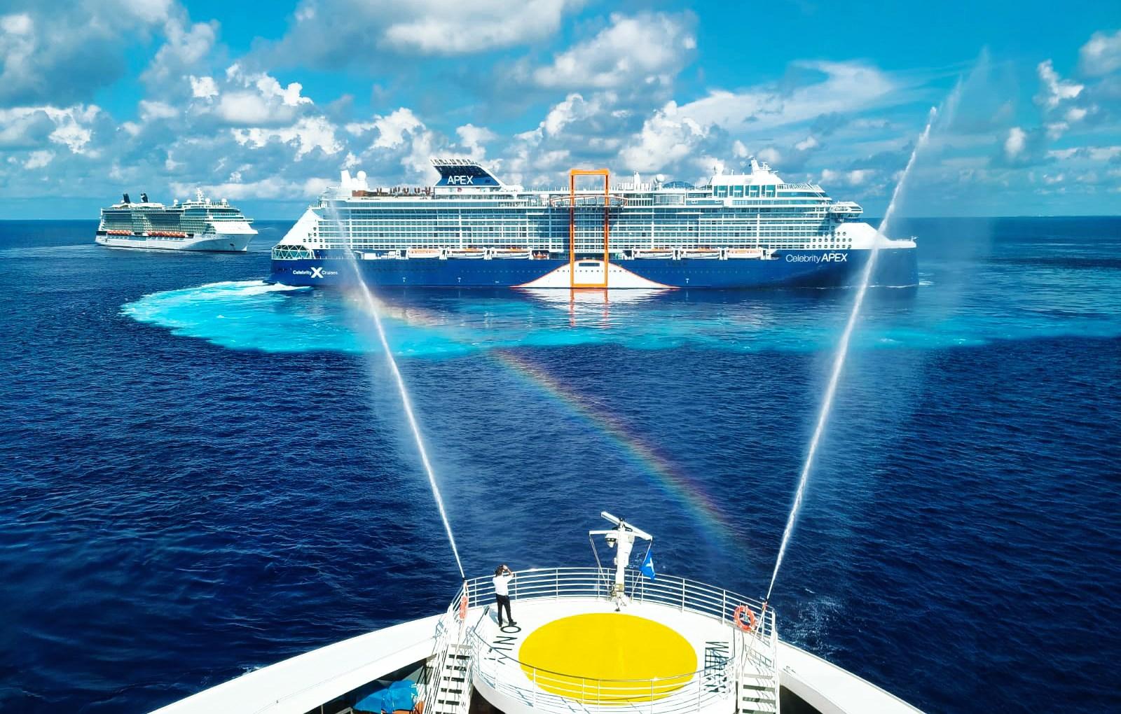 Celebrity Apex: Découvrez le nouveau Celebrity Cruises