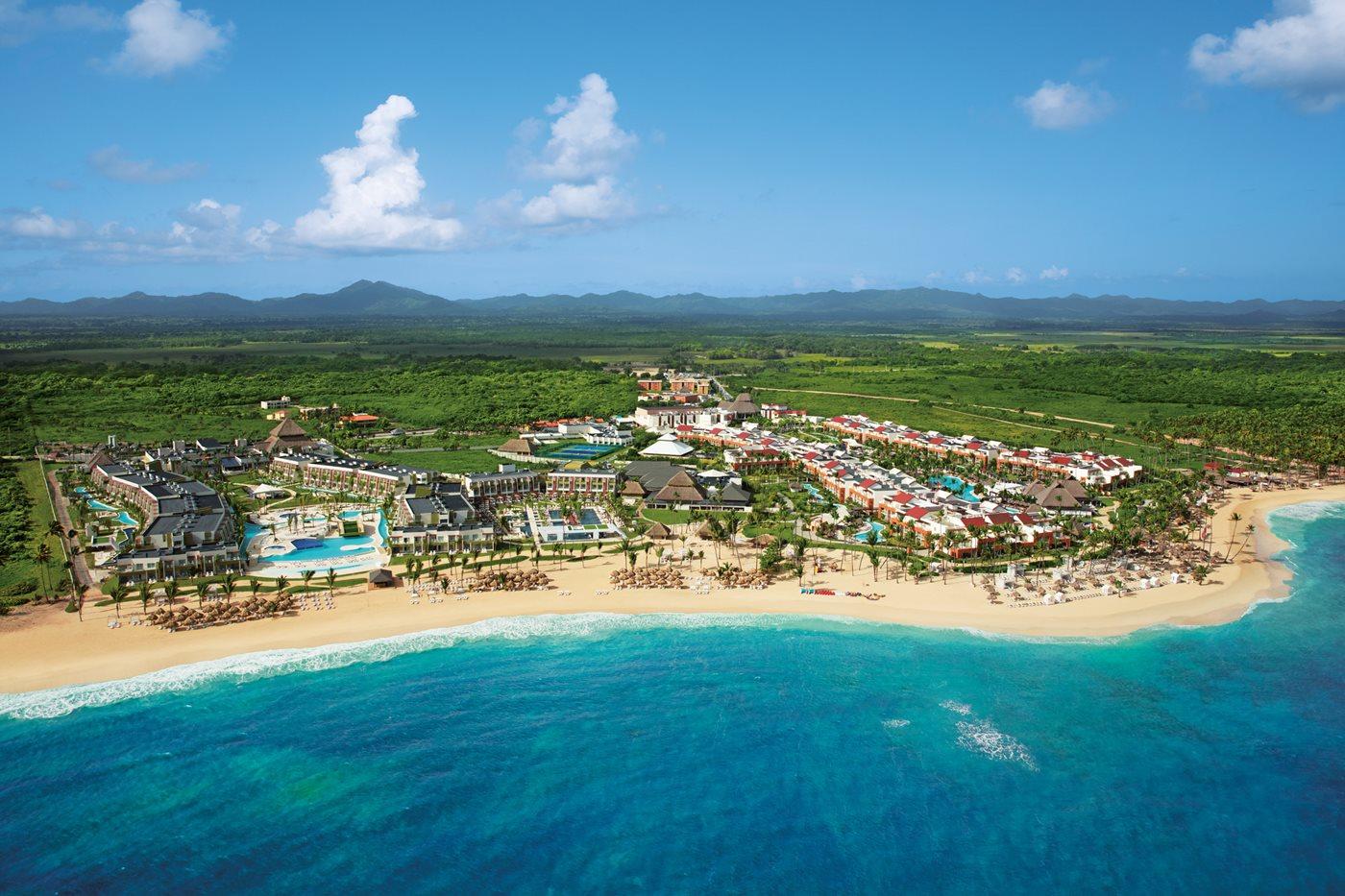 Voici le magnifique Now Onyx Punta Cana
