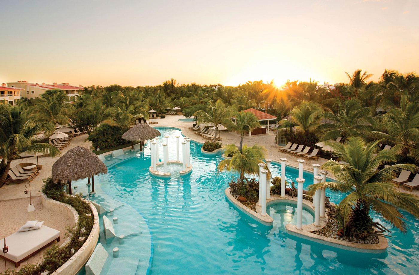 Melia Caribe Beach: paradis tropical pour des vacances en famille