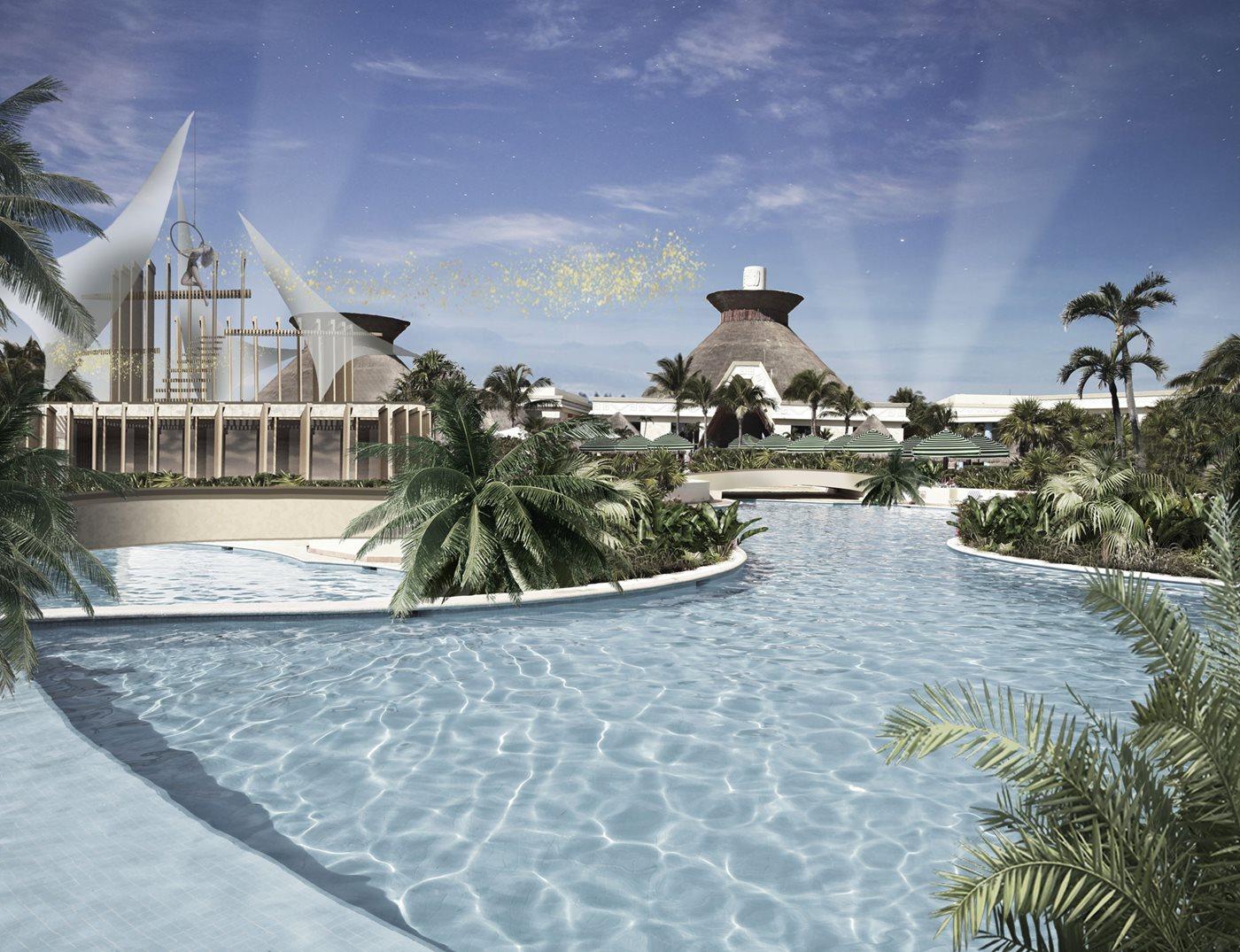 Bahia Principe Grand Tulum : renouveau d'une icône [VIDÉO]