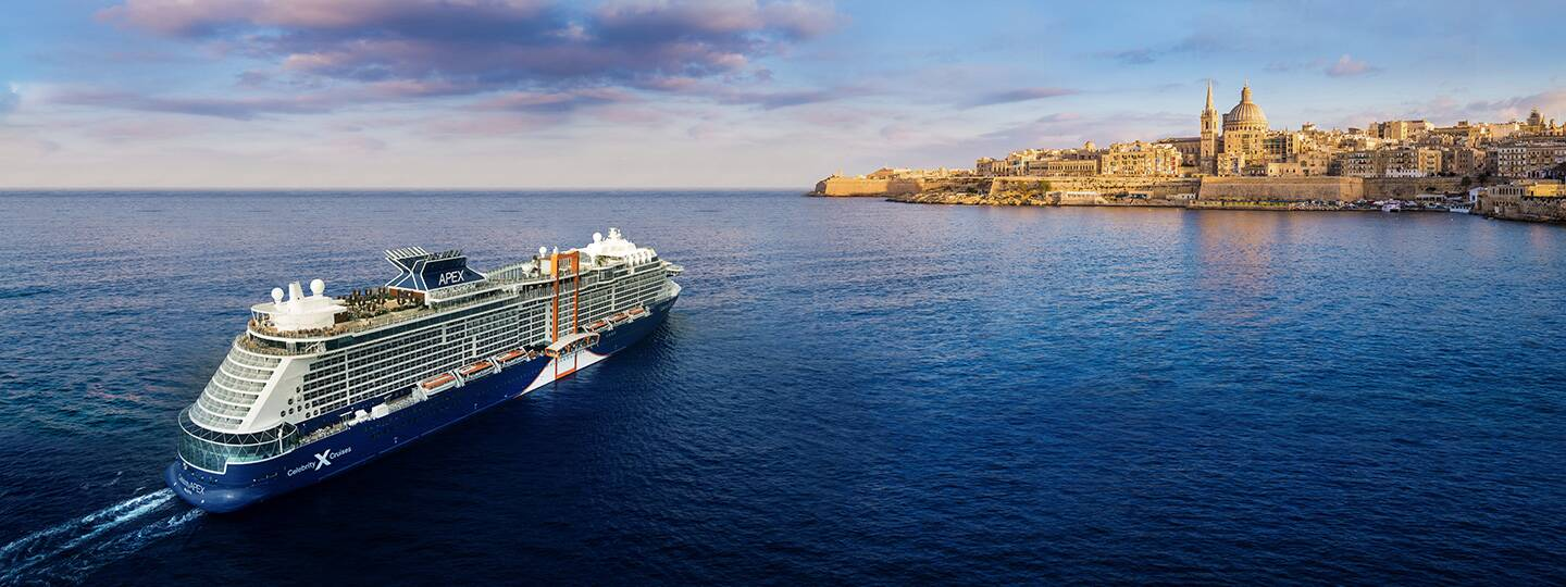 Celebrity Apex: Discover the new Celebrity Cruises