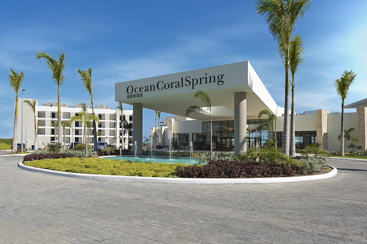 Ocean Coral Spring