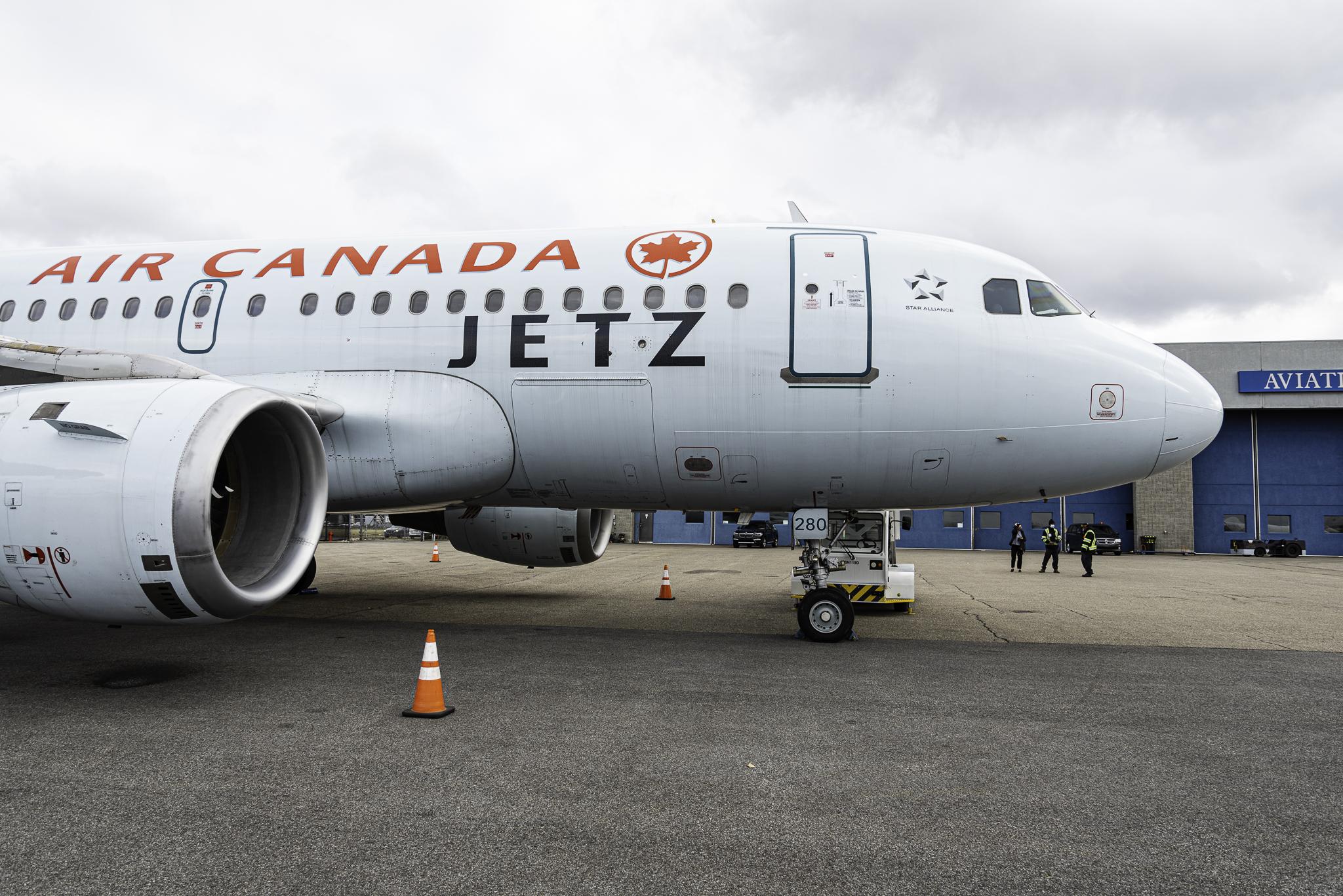Air Canada Jetz : pour faire partie de la « Jetz-set »