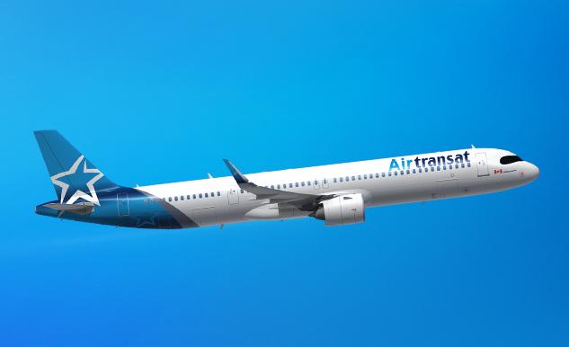 Le nouvel Airbus A321neoLR d'Air Transat : confort et innovation