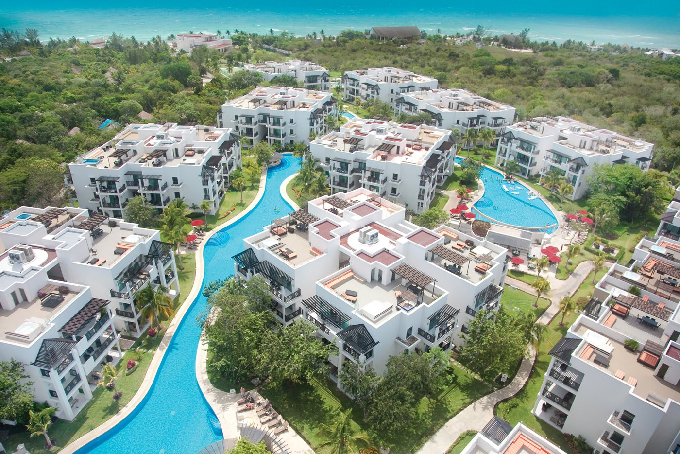 The Fives Beach Hotel & Residences Playa Del Carmen