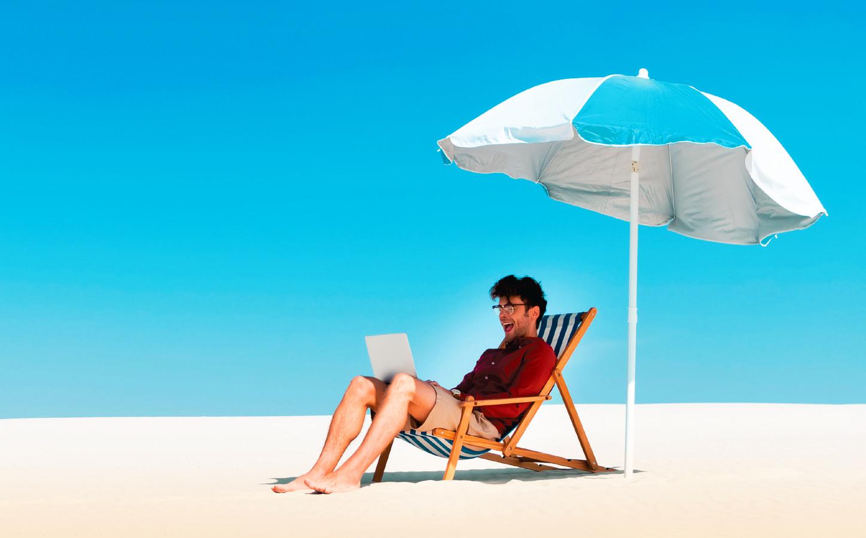 Télétravail dans le Sud : restez productif mais au soleil
