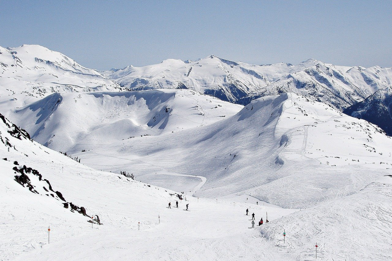 blackcomb, whistler, mountain