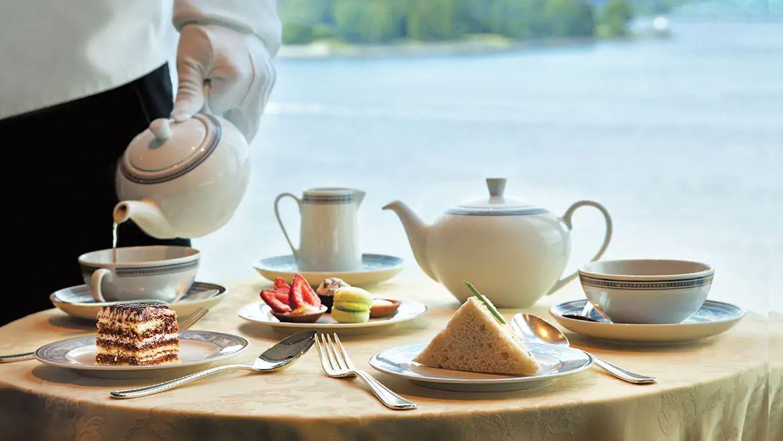 thé d'après-mid