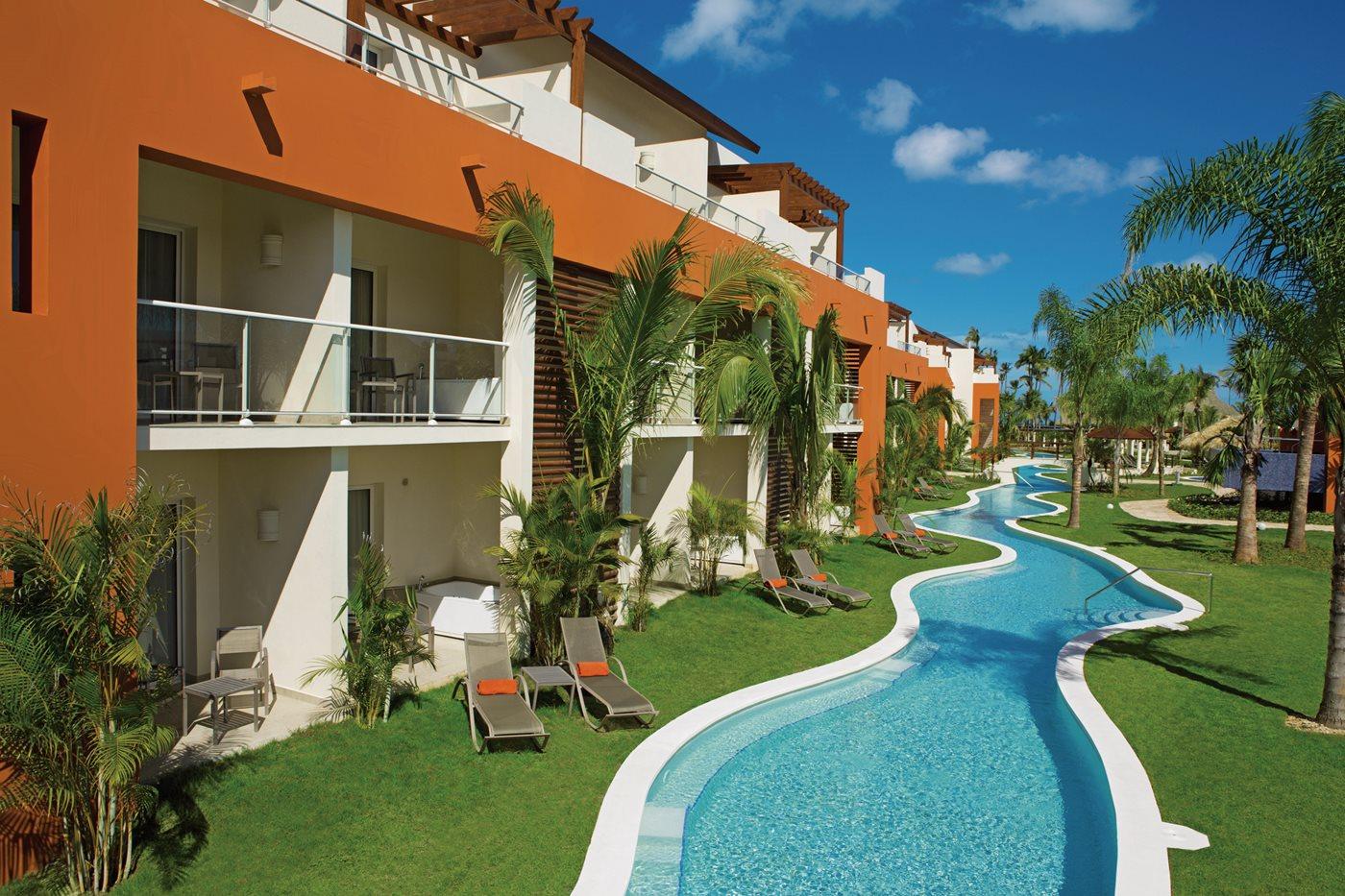 5 hôtels en République dominicaine