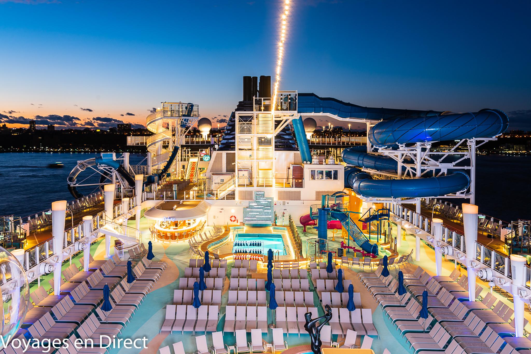 6 raisons de faire une croisière avec Norwegian Cruise Line