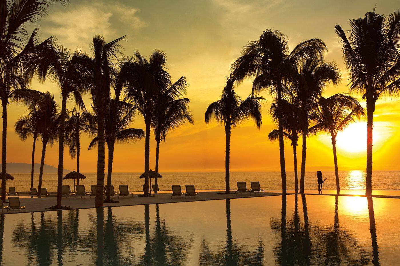 5 hôtels tout inclus parfaits pour une lune de miel