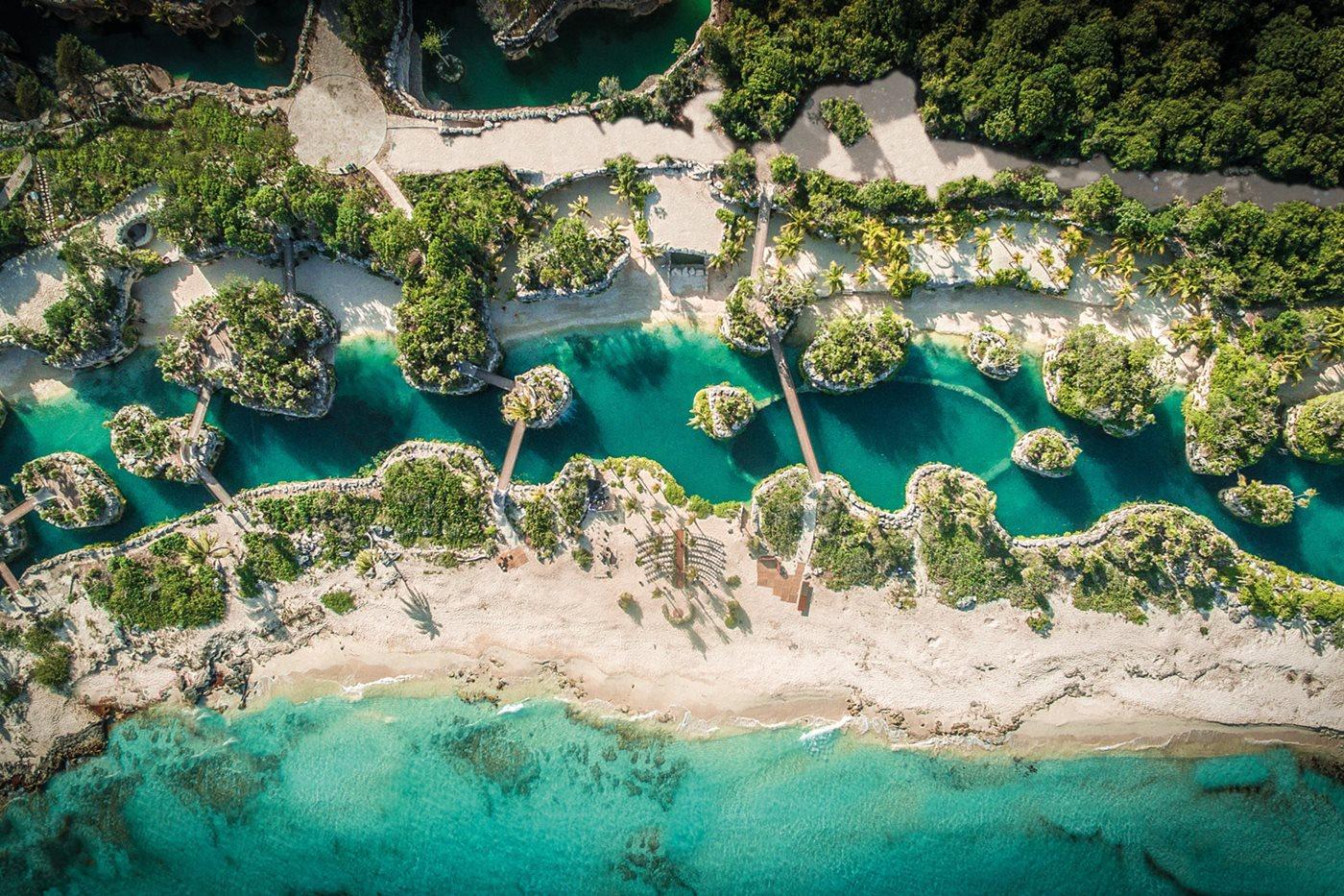 Hotel Xcaret Mexico : Tout-inclus nouveau genre