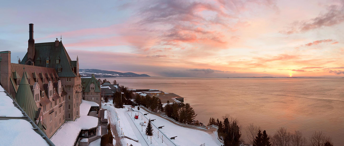 Fairmont Le Manoir Richelieu : Immersion au cœur de Charlevoix