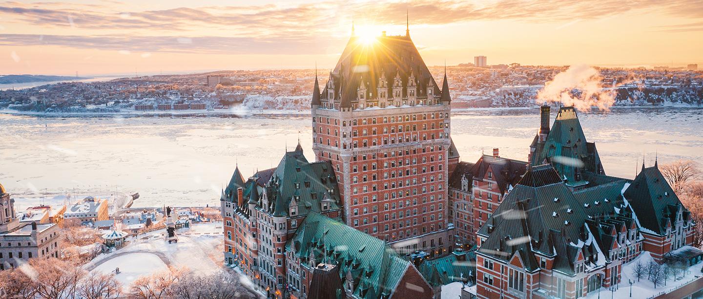 L'expérience Fairmont Le Château Frontenac : À la découverte du Vieux-Québec