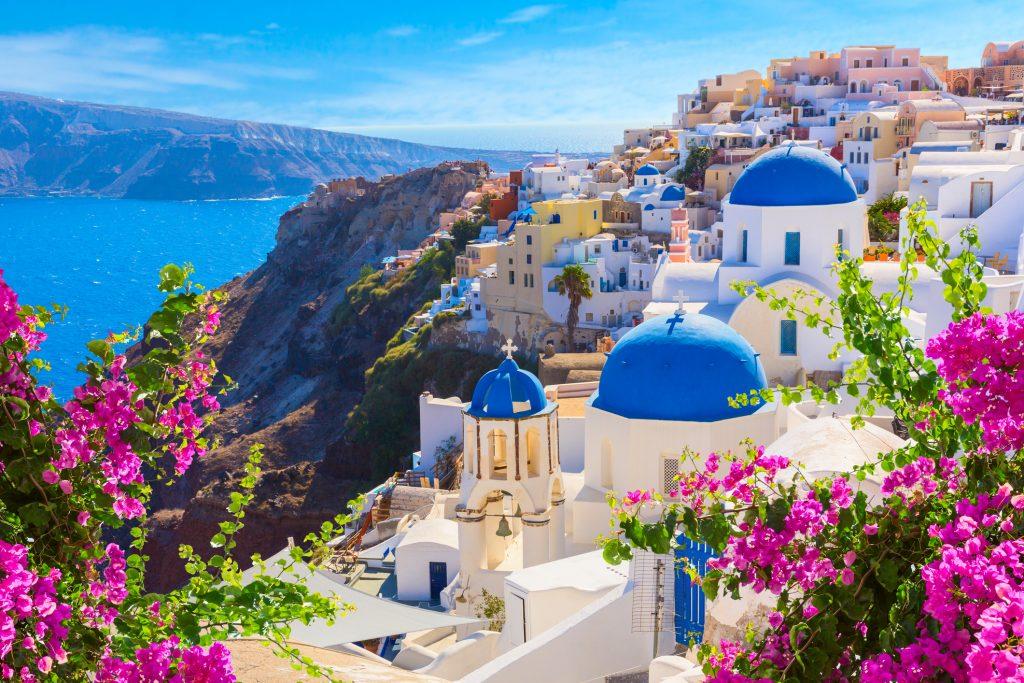 Santorin en vidéo – Grèce
