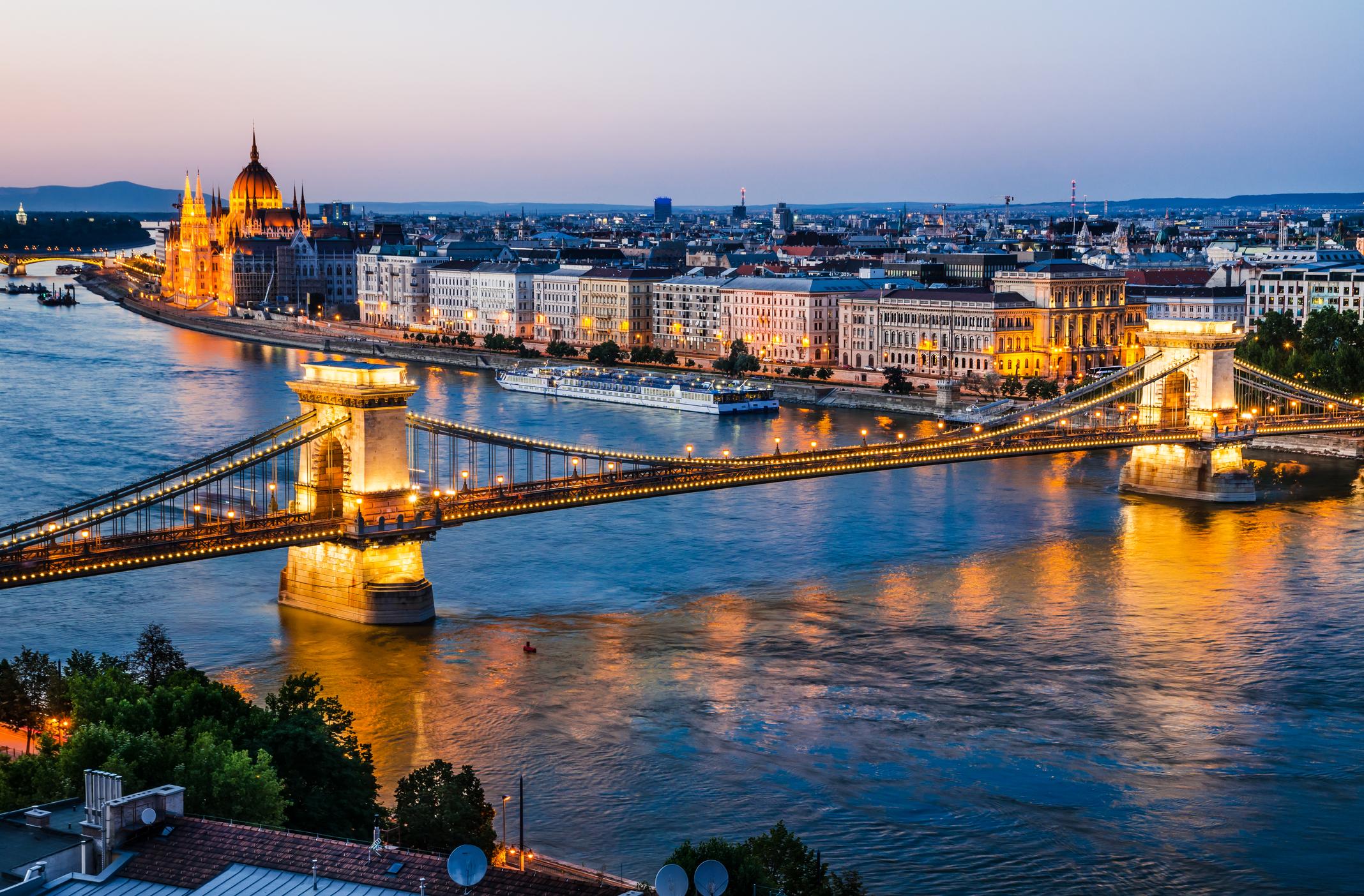 Croisière fluviale en Europe