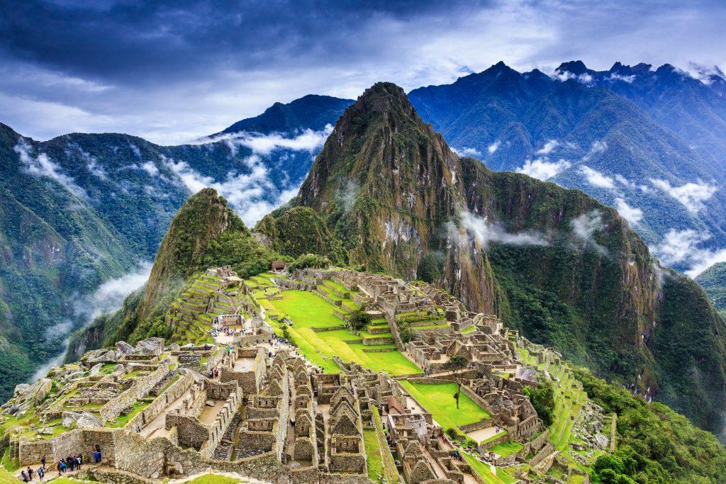 Sur la route du Machu Picchu au Pérou