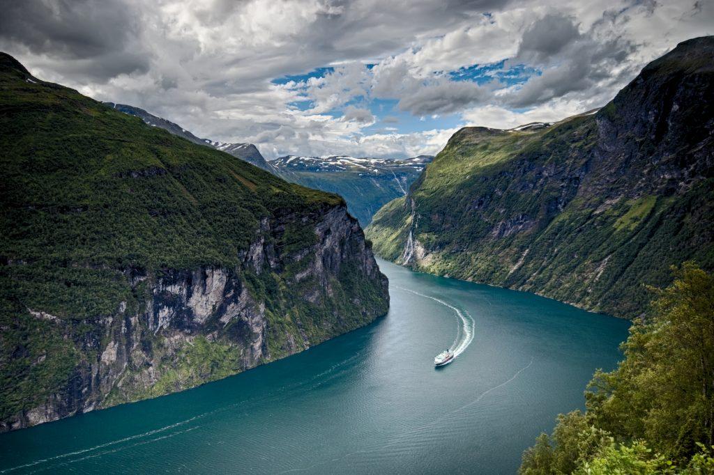 La Norvège : trésor scandinave