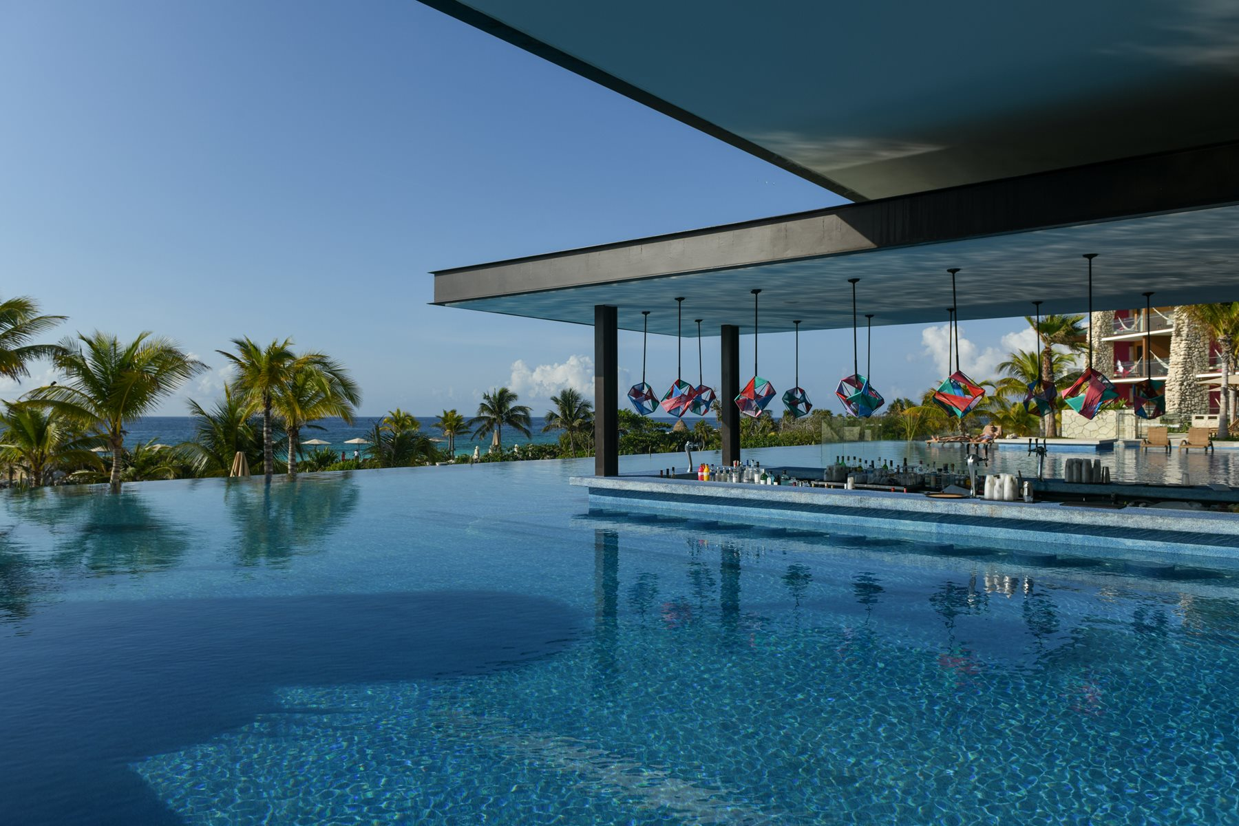 RIV-Hotel-Xcaret-Trajinera-Swimup-Bar-001