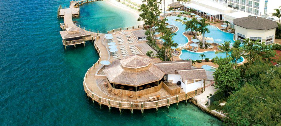 Warwick Paradise Island Bahamas : sublime!