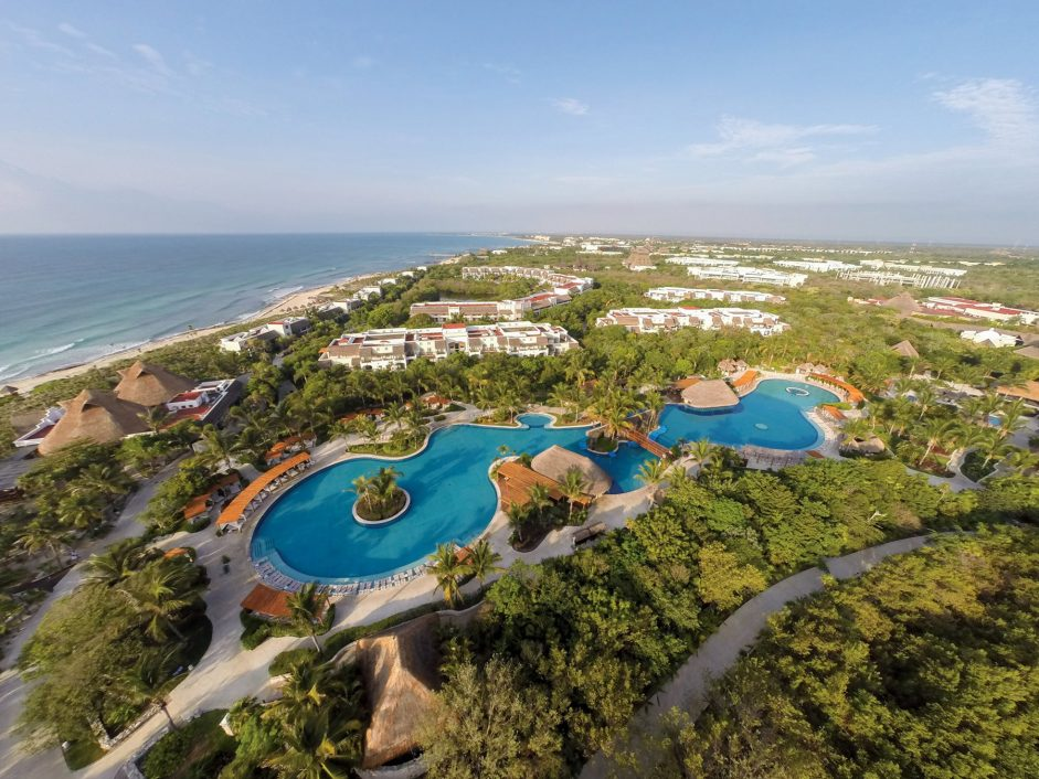 Valentin Imperial Riviera Maya: magical décor for adults only