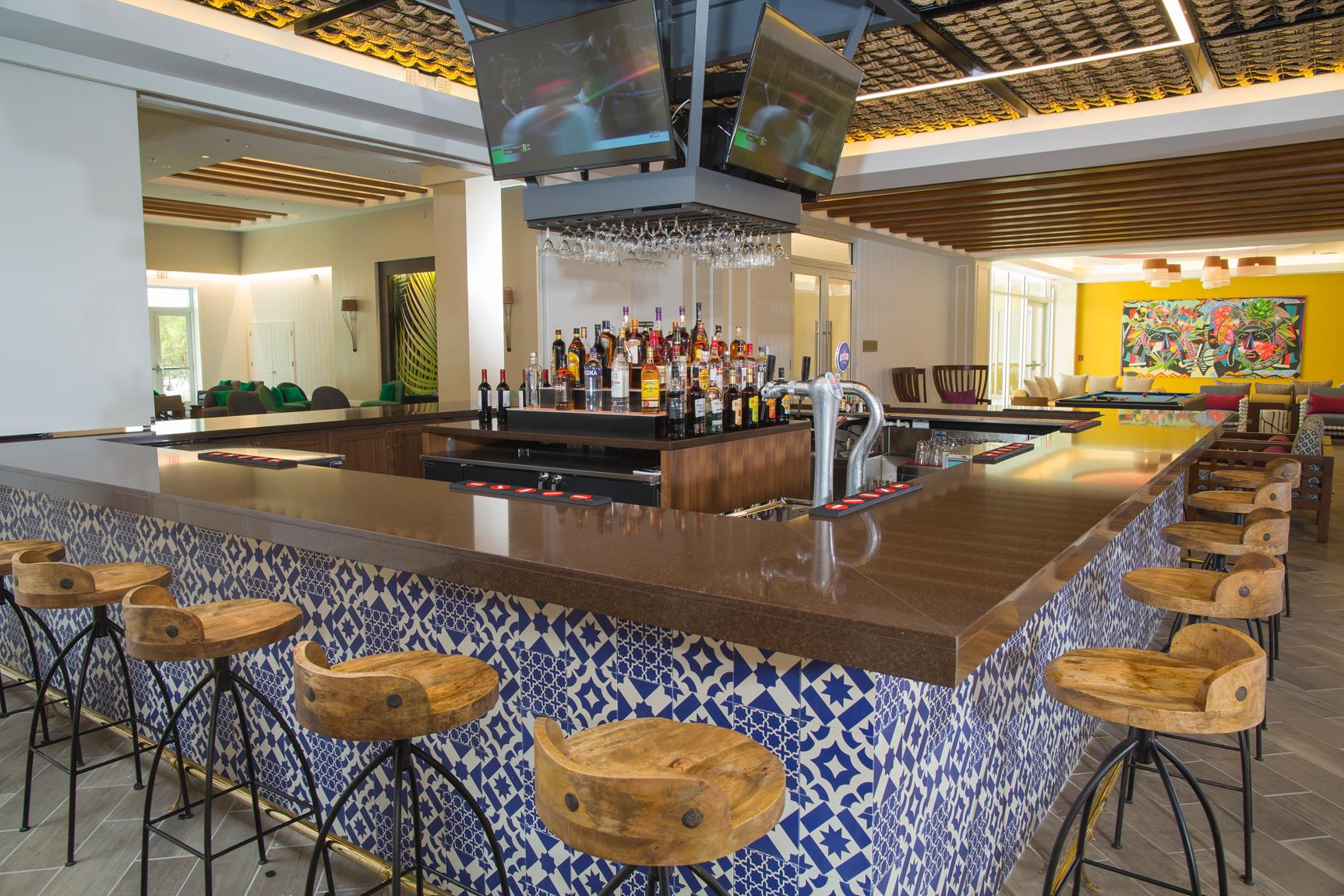 Warwick Paradise Island Bahamas - Rum Cay Lobby Bar